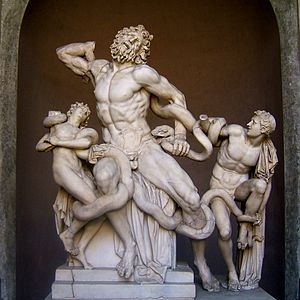 300px-Laocoön_and_His_Sons