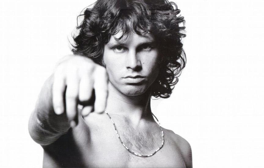 Jim Morrison (1943-1971)