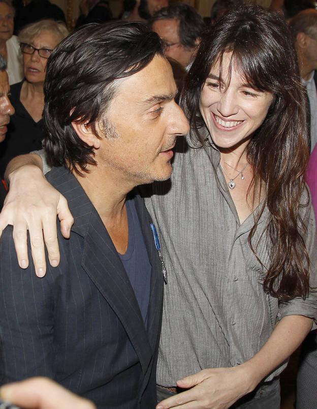 Yvan Attal et Charlotte Gainsbourg (depuis 1991)