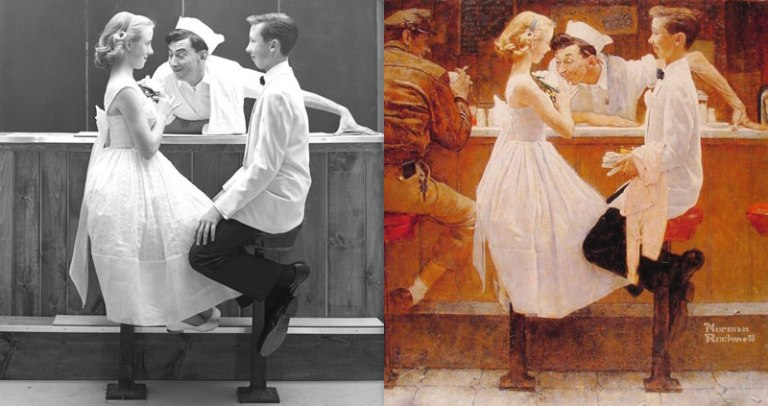 photographs-of-famous-norman-rockwell-paintings-6
