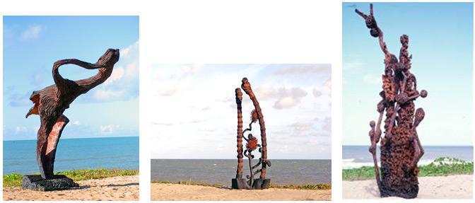 sculptures-Frans-Krajcbergs