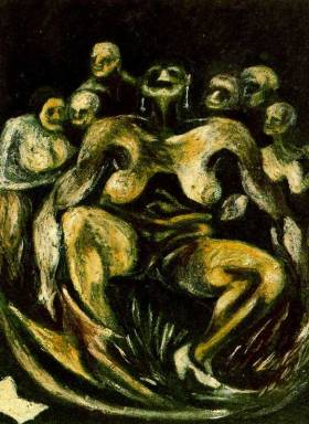 1930-33-Jackson-Pollock-Woman