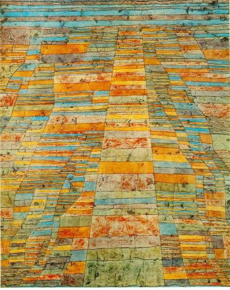 klee-highways-and-byways-1929