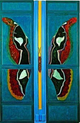 Max+Ernst+(Papillon)+Paul+Eluard