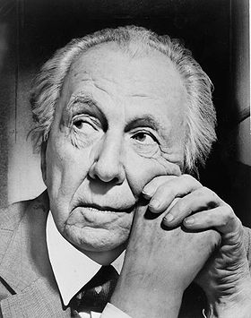 frank lloyd wright 1867 1959 architecture organique culturieuse. Black Bedroom Furniture Sets. Home Design Ideas