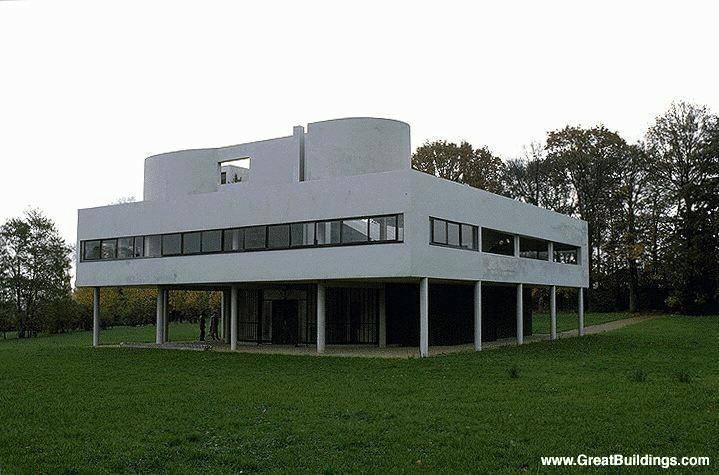 Le_Corbusier-Villa_Savoye