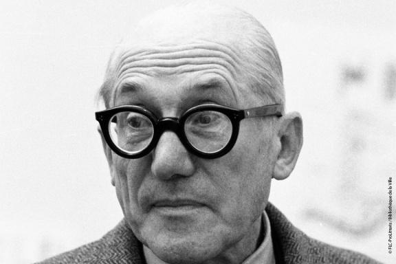Charles-Edouard Jeanneret-Gris dit Le Corbusier (1887-1965)