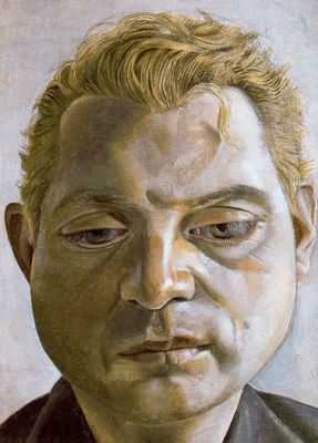 lucian-freud-portrait-francis-bacon