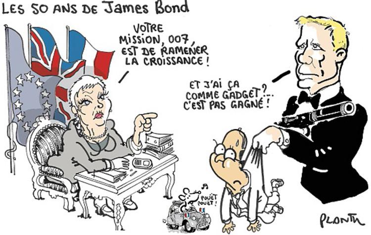 Plantu-James-Bond