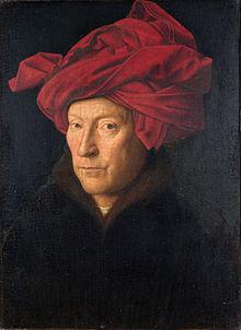 220px-Portrait_of_a_Man_by_Jan_van_Eyck-small