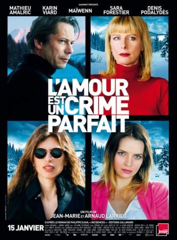 L'amour est un crime parfait (2014)
