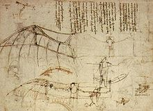 220px-Leonardo_Design_for_a_Flying_Machine,_c._1488