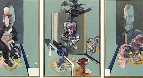 """""""Triptych, 1976"""""""