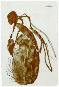 joseph-beuys-queen-bee-for-bronze-sculpture-1958-gold-bronze