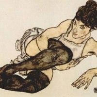 Egon Schiele (1890-1918) § Erotisme / Lettre de George Sand