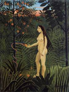 Eve-and-the-Serpent-Henri-Rousseau-1904-05