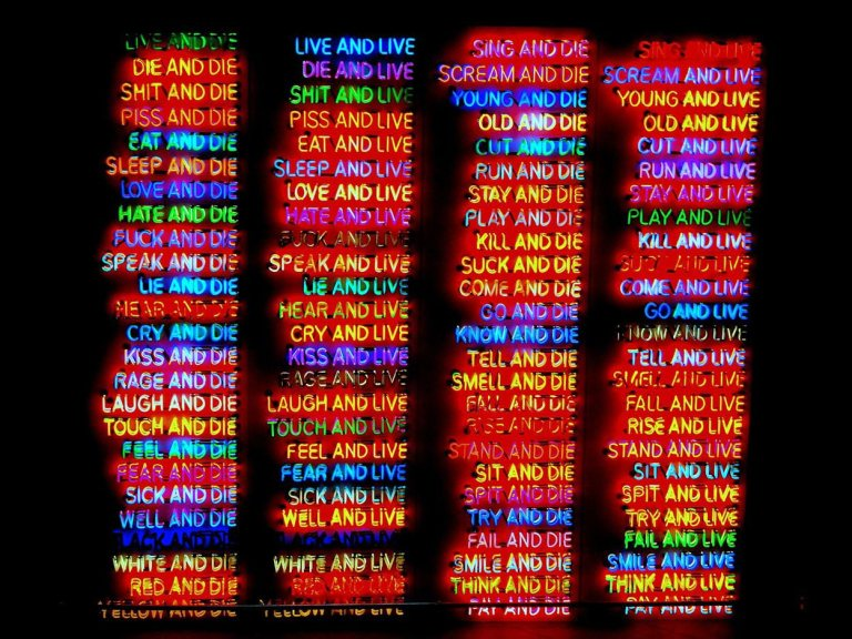 Bruce-Nauman-Live-and-Die