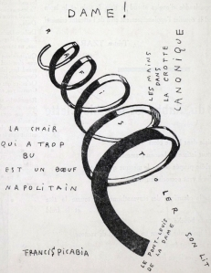 Francis_Picabia,_Dame!_Illustration_for_the_cover_of_the_periodical_Dadaphone_n._7,_Paris,_March_1920