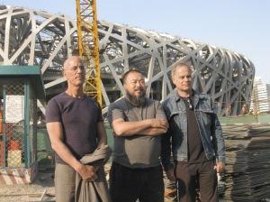 Jacques+Herzog,+Ai+Weiwei,+Pierre+de+Meuron