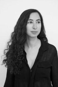 Latifa Echakhch, 2012. © Annik Wetter