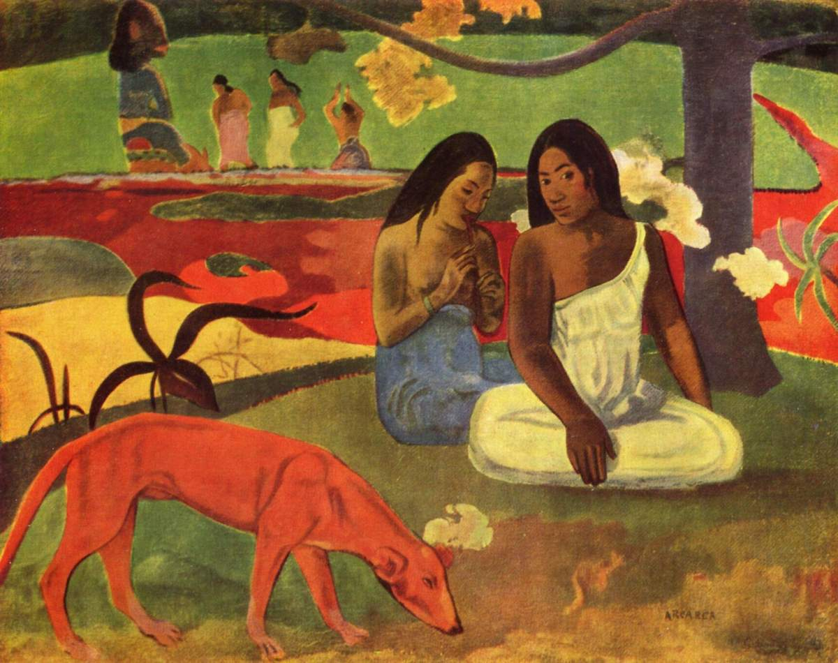 Paul Gauguin (1848-1903) § Le mythe tahitien