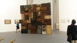 Fabio Mauri, installation