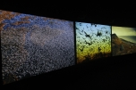 John Akomfrah, Vertigo Sea, triptyque vidéo