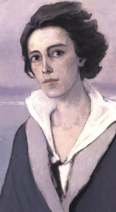 brooks-self-portrait-1914-detail