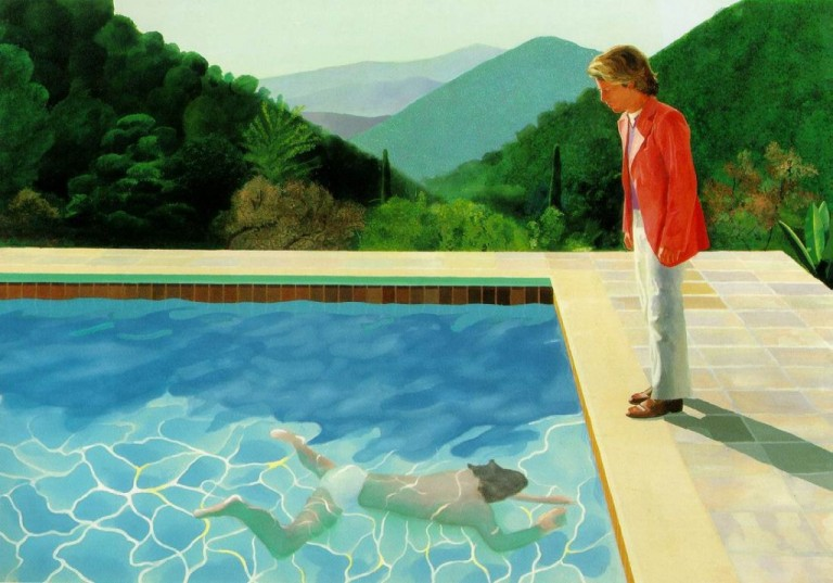 David-Hockney-Pool-with-Two-figures-1971