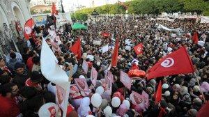 révolte-tunisie