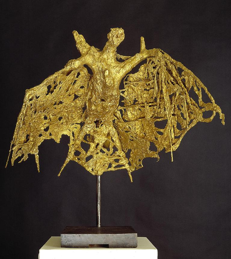 The Bat 1946, cast 1996 Germaine Richier 1902-1959 Lent from a private collection 2000 http://www.tate.org.uk/art/work/L02176