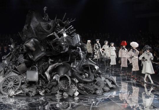 """Défilé """"La corne d'abondance"""" 2009"""