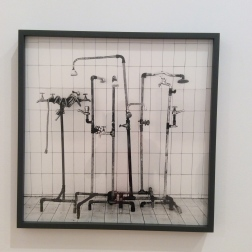 "Yto Barrada(1971, France),""Plumber assemblage"", photo, 2009"