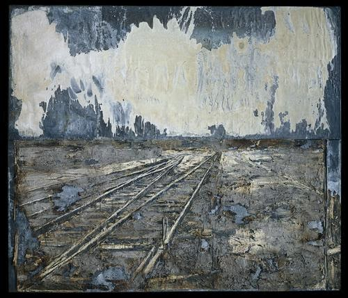 Anselm+Kiefer,+Lot's+Wife,+1989+-+2