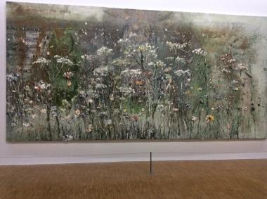 """Anselm Kiefer, """"le Dormeur du Val"""", 2013-15"""