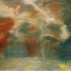 """Gerhard Richter, """"Annuncaition after Titian"""", 1973"""