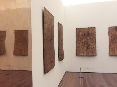 """Giuseppe Penone, """"Riflesso del bronzo"""", 2005"""