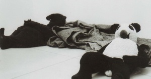 "Fischli+and+Weiss,+""Untitled""+(Sleeping+Puppets),+2008-9"