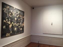 """Anselm Kiefer, """"die Ungeborenen"""", 2005-7 et collage"""
