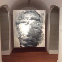 "Yan Pei-Ming, ""Tête"", 1989"