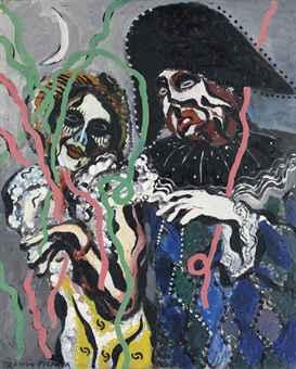 "Picabia, ""Mi-Carême"", vers 1925"