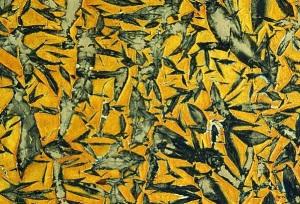 Simon Hanta• Mariale 2, 1960 huile sur toile 278x214,5 cm coll. capcMusŽe da'rt contemporain, Bordeaux inv.1982-21