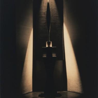 """E.Steichen:Photo de """"L'oiseau dans l'espace"""" de Brancusi, 1926"""