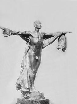 "Gertrude Vanderbilt Whitney, ""Titanic memorial"""