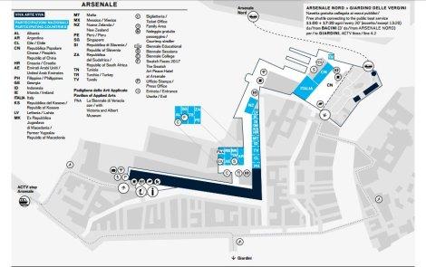 Art-Biennale-Venice-2017-Arsenale-map