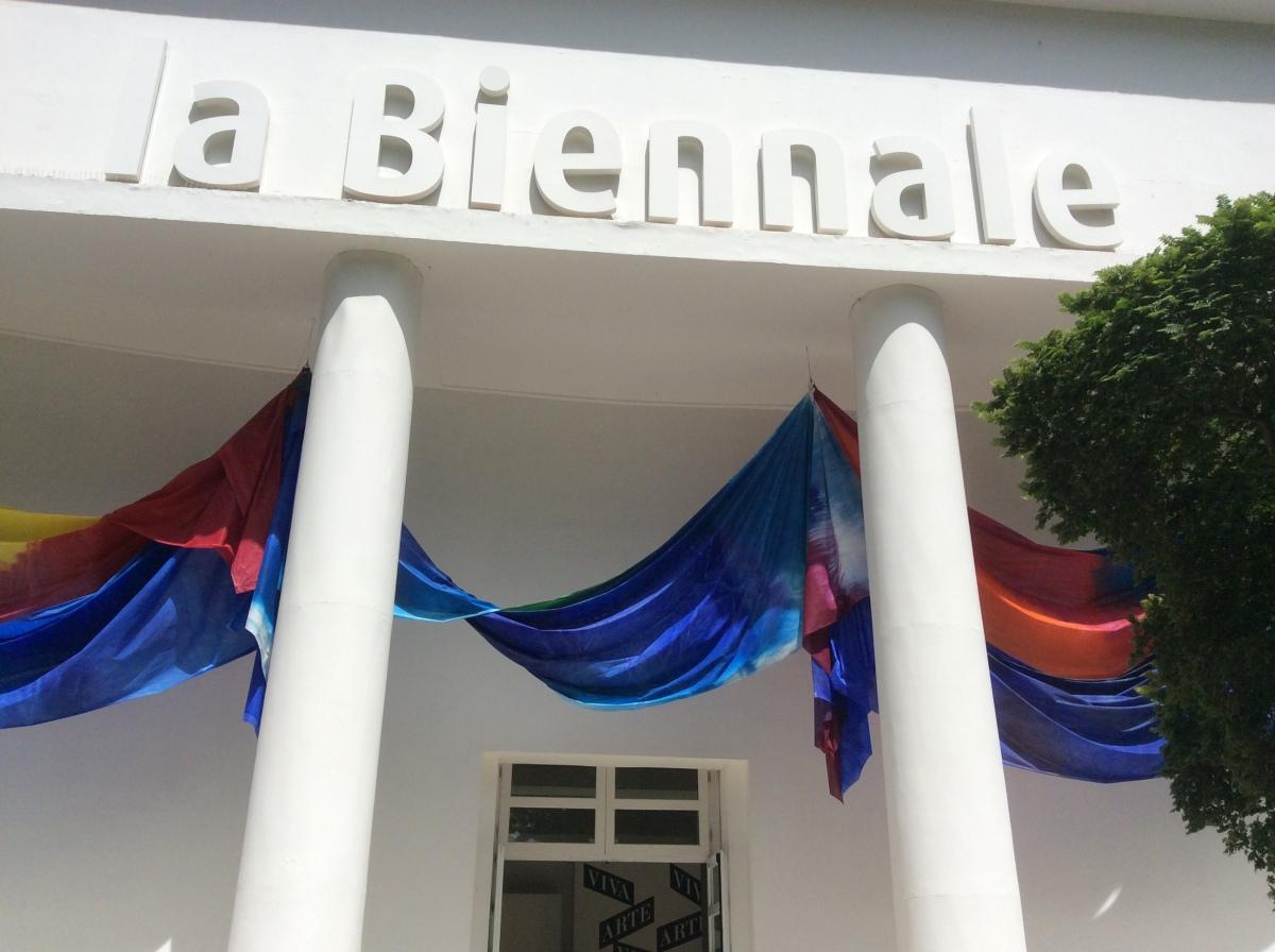 Biennale de venise 2017 giardini culturieuse for Giardini a venise