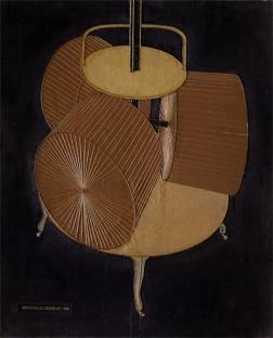 La broyeuse de chocolat, Marcel Duchamp