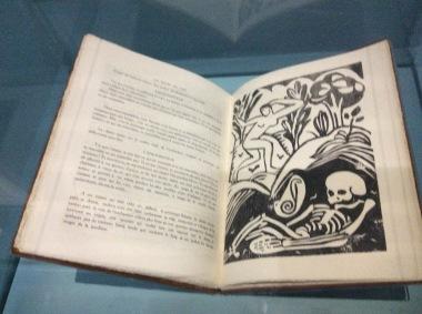"""Illustration pour """"L'Enchanteur pourrissant"""" de Guillaume Appollinaire."""