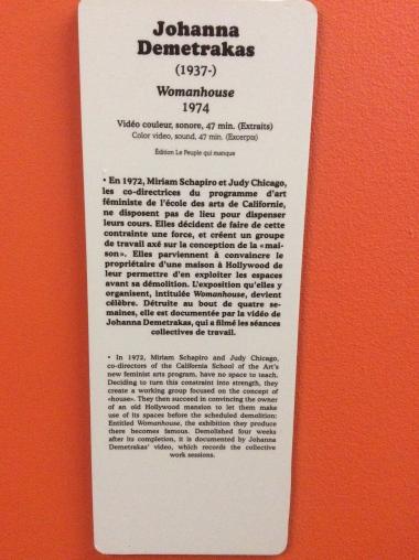 Hommageà l'expo de 1972 à Los Angeles