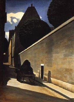 Man Ray, Rue Férou, 1952